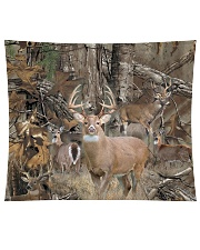 Hunting Camo Wall Tapestry tile