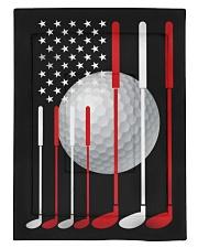 American Flag Golf - Love Golf Comforter tile