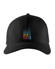 I Love It When She Bends Over - Love Fishing Embroidered Hat front