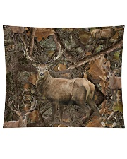 Hunting Camo - Love Hunting Wall Tapestry tile