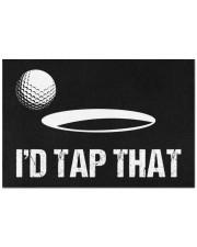 "I'd Tap That - Love Golf Doormat 22.5"" x 15""  front"