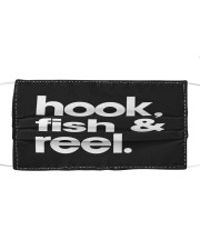 Fish Hook And Reel - Love Fishing Mask tile