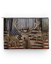 Hunting Deer Buck - Love Hunting Accessory Pouch - Large thumbnail