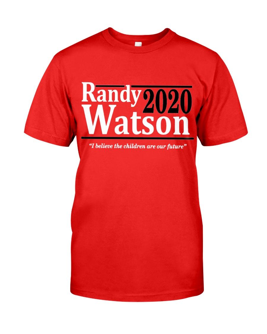 Randy Watson 2020 shirt Classic T-Shirt