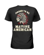 Proud to be Native American Ladies T-Shirt thumbnail