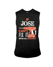 IF JOSE CAN'T FIX IT Sleeveless Tee thumbnail