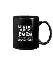 Class of 2020 Senior Quarintine Gift Graduation Mug thumbnail
