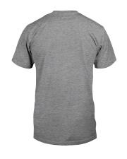 I Survived The Garrett Era T-Shirt Premium Fit Mens Tee back