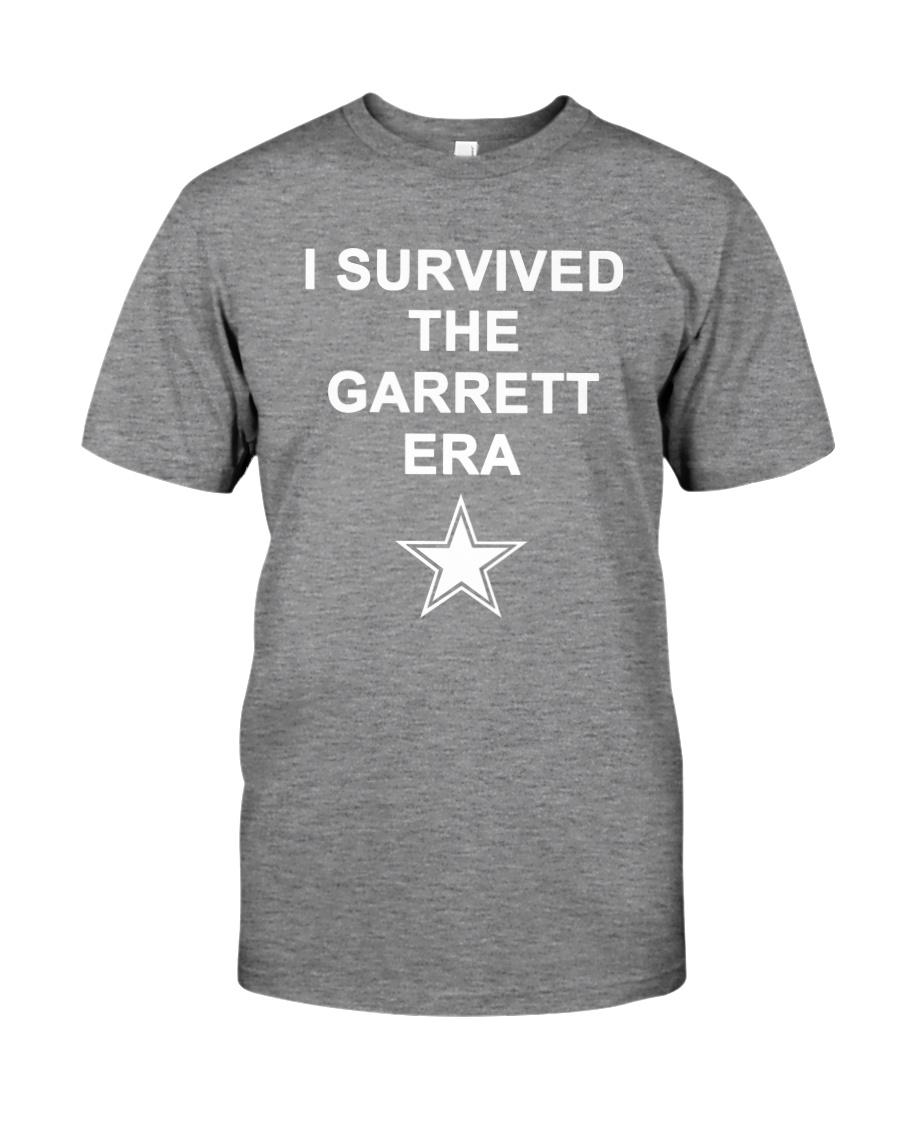 I Survived The Garrett Era T-Shirt Premium Fit Mens Tee