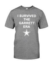 I Survived The Garrett Era T-Shirt Premium Fit Mens Tee front