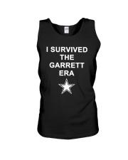 I Survived The Garrett Era T-Shirt Unisex Tank thumbnail