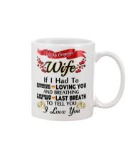 Gift for wife Mug thumbnail