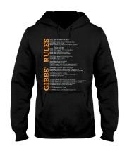 gibbs rules t shirt hgf Hooded Sweatshirt thumbnail
