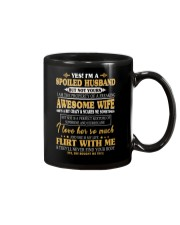 A Spoiled Husband The Property Of A Freaking Wife Mug thumbnail