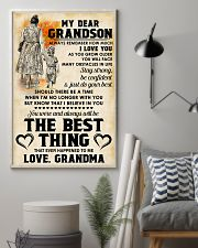 MY DEAR GRANDSON 11x17 Poster lifestyle-poster-1