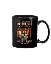 Proud Army Dad Military Father Funny Fathers Day Mug thumbnail