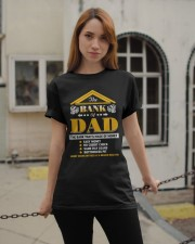 The Bank Of Dad The Bank That's Made Of Money Classic T-Shirt apparel-classic-tshirt-lifestyle-19