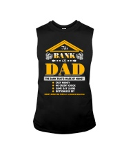 The Bank Of Dad The Bank That's Made Of Money Sleeveless Tee thumbnail