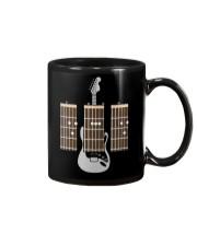 Guitarist Dad Fathers Day Guitar Chords Mug thumbnail