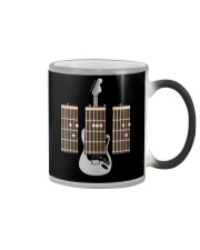 Guitarist Dad Fathers Day Guitar Chords Color Changing Mug thumbnail