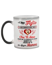 A MIO Figlio - Mamma Color Changing Mug color-changing-left
