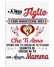 A MIO Figlio - Mamma 11x17 Poster thumbnail
