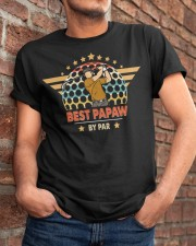 Best Papaw By Par Daddy Father's Day Classic T-Shirt apparel-classic-tshirt-lifestyle-26