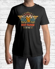 Best Papaw By Par Daddy Father's Day Premium Fit Mens Tee lifestyle-mens-crewneck-front-1
