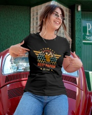 Best Papaw By Par Daddy Father's Day Ladies T-Shirt apparel-ladies-t-shirt-lifestyle-01