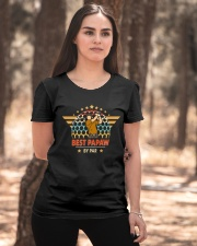 Best Papaw By Par Daddy Father's Day Ladies T-Shirt apparel-ladies-t-shirt-lifestyle-05