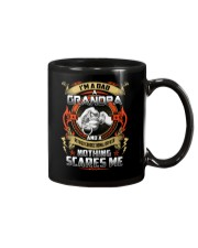 Dad a Grandpa and a retired Correctional Officer Mug thumbnail