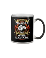 Dad a Grandpa and a retired Correctional Officer Color Changing Mug thumbnail