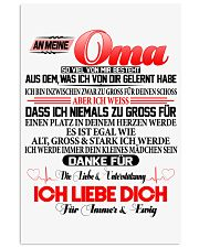 AN MEINE OMA 11x17 Poster thumbnail