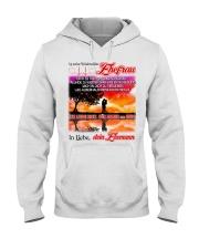 AN MEINE EHEFRAU - DEIN EHEMANN Hooded Sweatshirt thumbnail