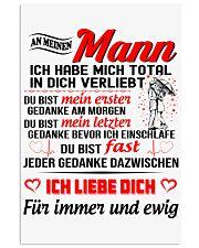AN MEINEN MANN 11x17 Poster thumbnail