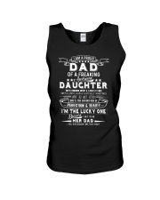 I'm A Proud Dad Freaking Awesome Daughter Unisex Tank thumbnail
