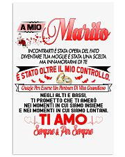 A MIO MARITO Vertical Poster tile