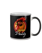 Chicken Daddy Chicken Dad Farmer Farmer Father Day Color Changing Mug thumbnail