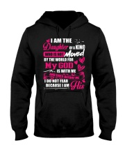 I Am The Daughter Of A King Father's DayFor Women Hooded Sweatshirt thumbnail