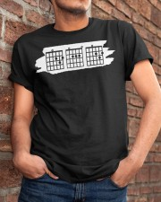 Guitar Dad Chord - Fathers Guitarist Guitar Lovers Classic T-Shirt apparel-classic-tshirt-lifestyle-26