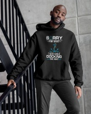 Boating Sorry For What Said While Docking The Boat Hooded Sweatshirt apparel-hooded-sweatshirt-lifestyle-front-10
