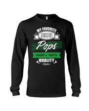 People Call Me Pops Genuine Trusted Father's Day Long Sleeve Tee thumbnail