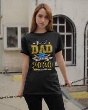 Proud Dad of A Class of 2020 Graduate Graduation Classic T-Shirt apparel-classic-tshirt-lifestyle-19