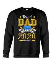 Proud Dad of A Class of 2020 Graduate Graduation Crewneck Sweatshirt thumbnail