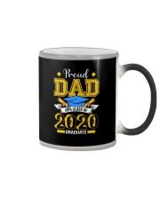Proud Dad of A Class of 2020 Graduate Graduation Color Changing Mug thumbnail