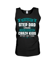 The Best Stepdad Cause I Still Wanted Crazy Kids Unisex Tank thumbnail
