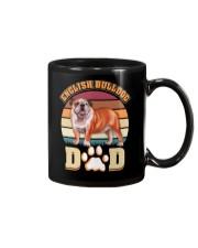 English Bulldog Dad For Fathers Day Dog Owner Mug thumbnail