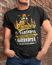 Camping Grandma Outdoors Camper Mountain Camper Classic T-Shirt apparel-classic-tshirt-lifestyle-26
