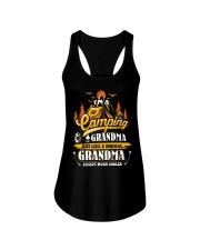 Camping Grandma Outdoors Camper Mountain Camper Ladies Flowy Tank thumbnail