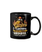 Camping Grandma Outdoors Camper Mountain Camper Mug thumbnail